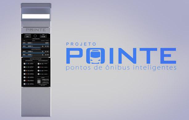Projeto Pointe Pontos de Ônibus Inteligentes