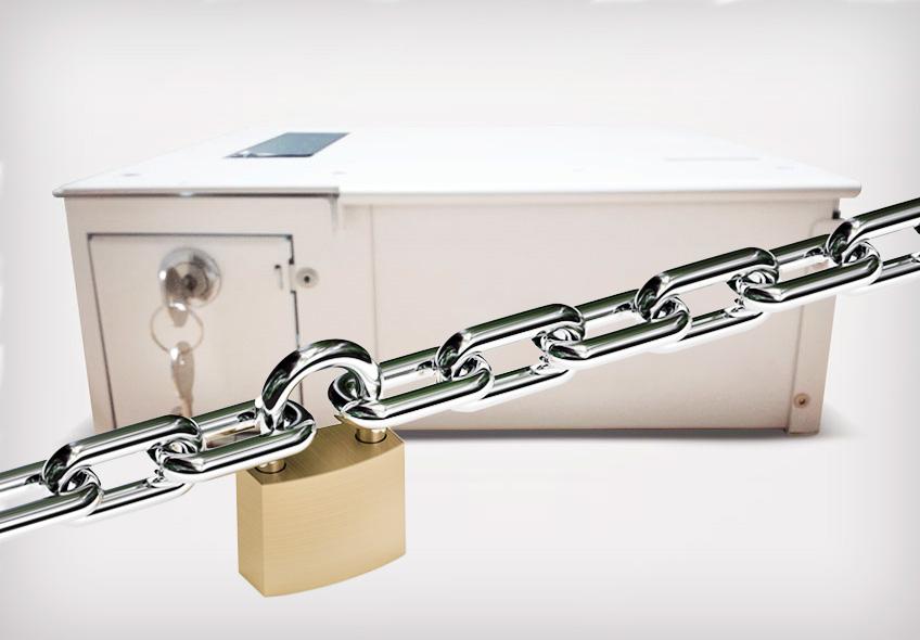 segurança contra fraudes para sistema de DVR veicular