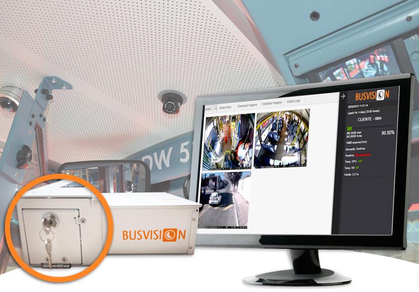 Ao instalar DVR em ônibus você estará protegendo a sua frota e principalmente o seu cliente