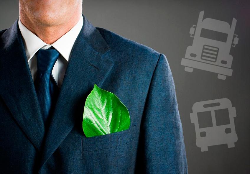 Empresas de Transporte e Responsabilidade Ambiental