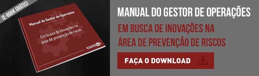 CTA para Manual do Gestor de Operações - Roadvision