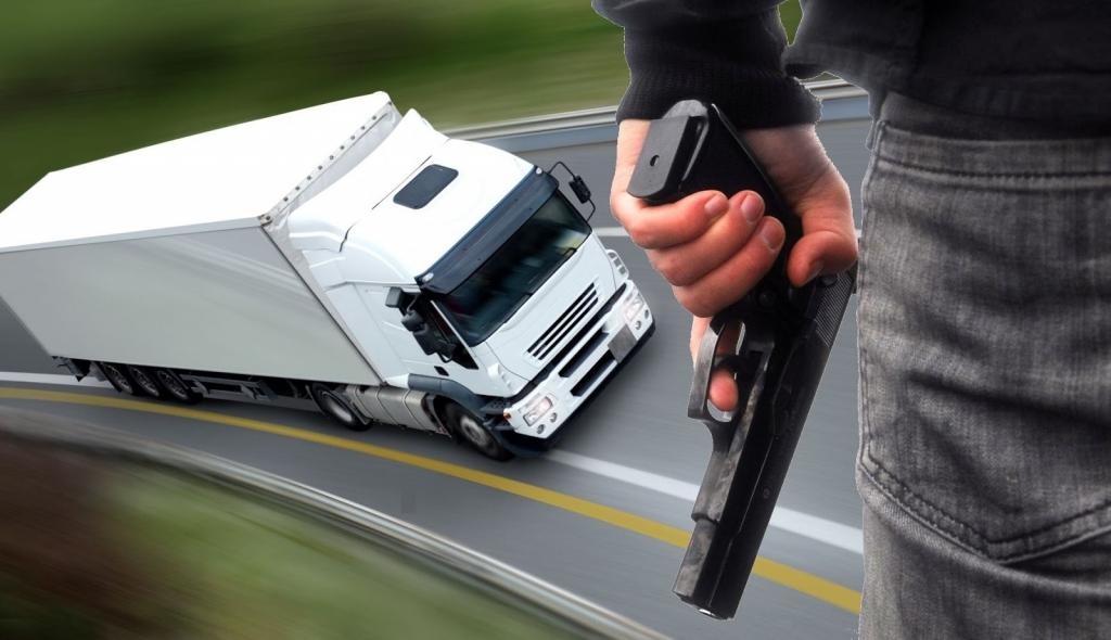 prevenção contra crime nas estradas